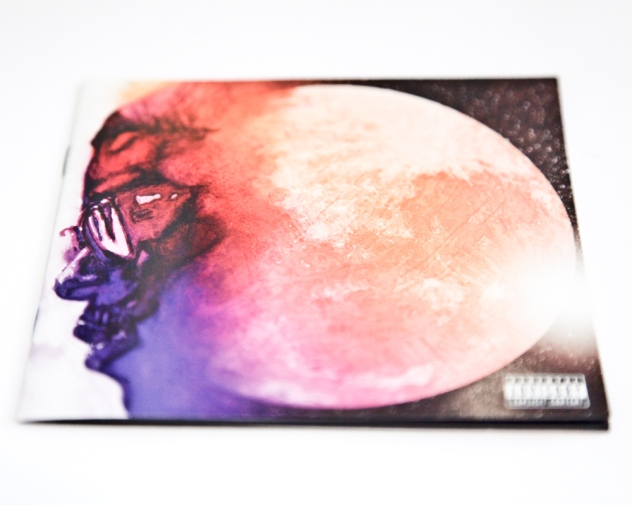 Man On The Moon: The End Of Day CD Cover
