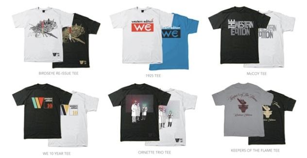 WEFW09shirts